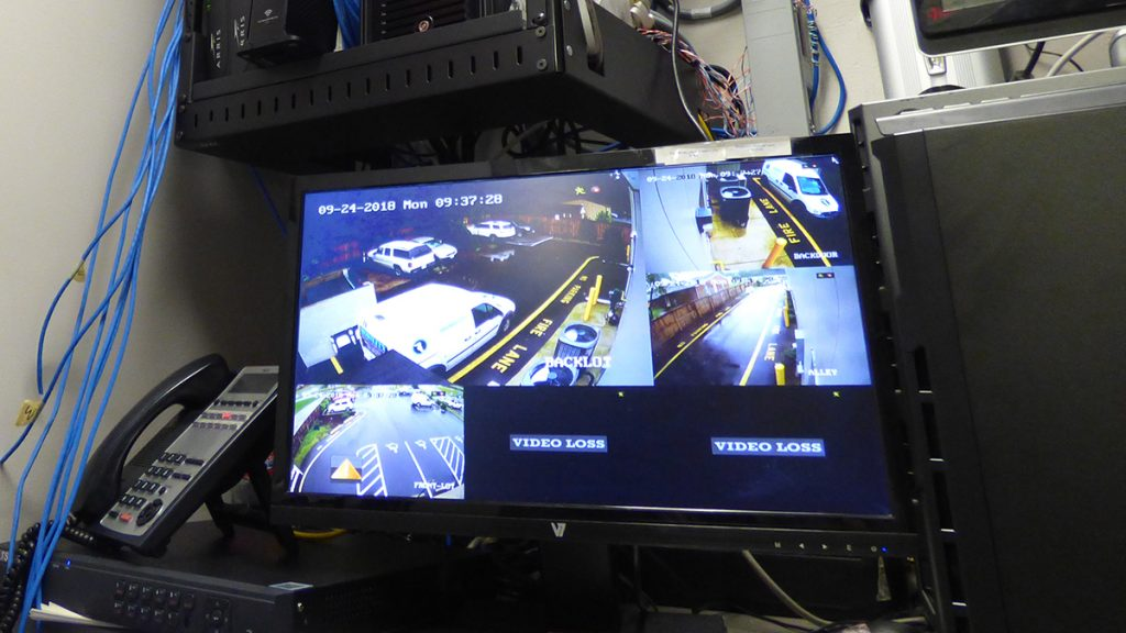 Digital Video Surveillance Systems